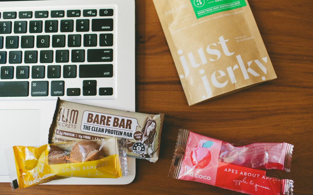 5 Tips to Navigate Office Snacks