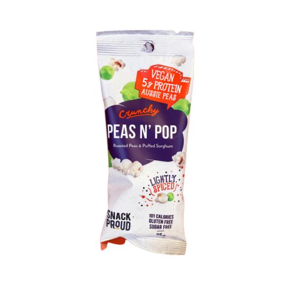 Snack Proud Peas n Pop