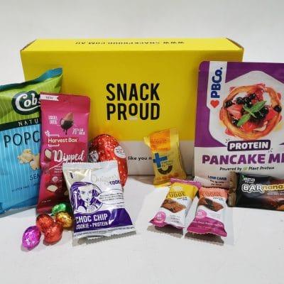 Snack Proud Easter Creator Kit