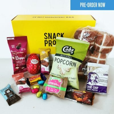 Snack Proud Easter Box