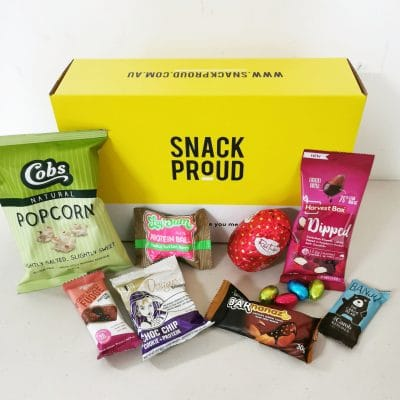 Snack Proud Easter Pack