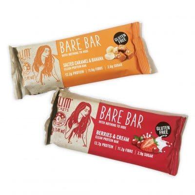 Slim Secret Bare Bars
