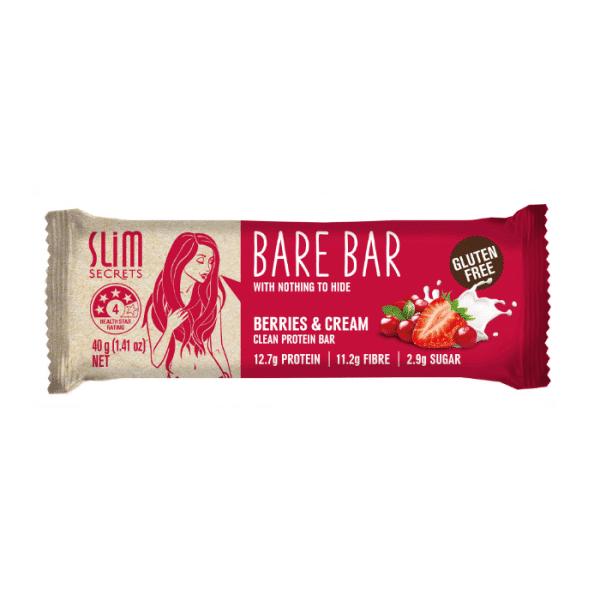 Slim Secret Bare Bar - Berries Cream