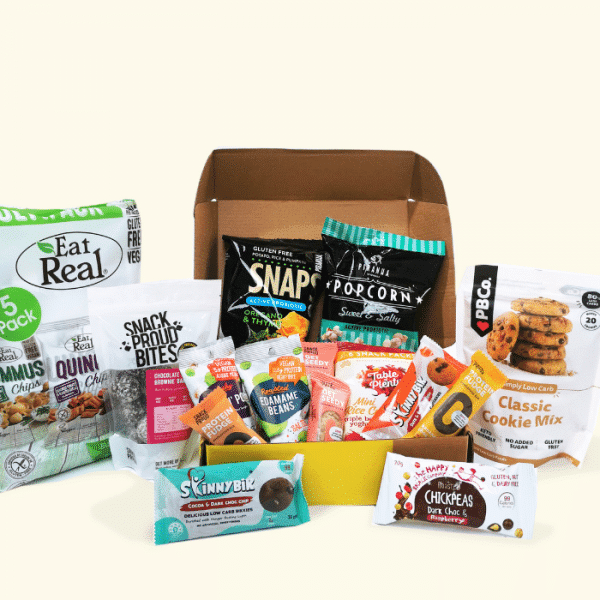 Snack Proud healthy family lunchbox snacks