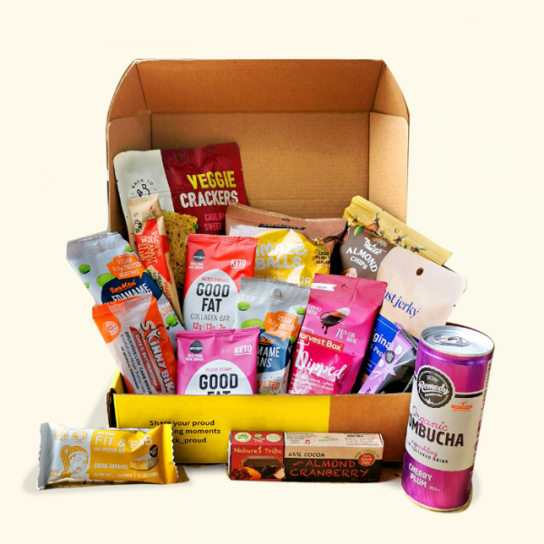 Snack Proud Keto Box