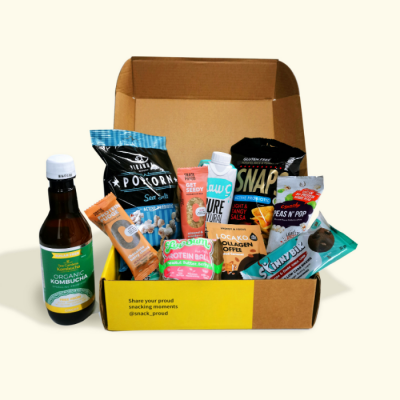 Snack proud pick me up pack