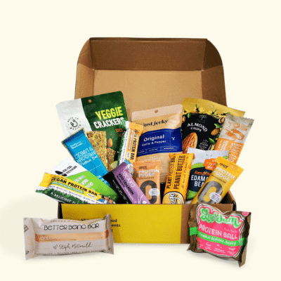 Snack Proud Protein Snack Box