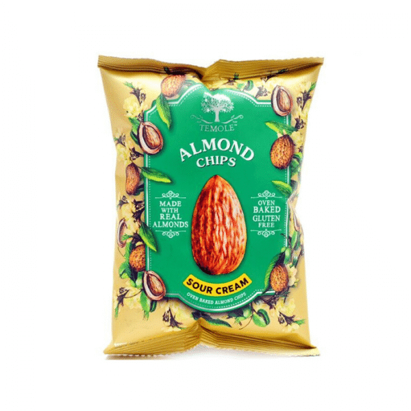Temole Almond Chips Sour Cream