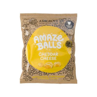 Amazeballs - Cheddar Cheese