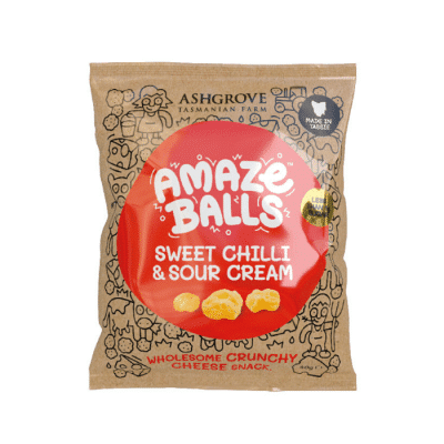 Amazeballs - Sweet Chilli & Sour Cream