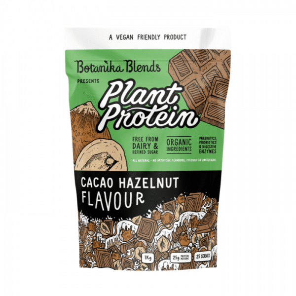 Botanika Blends - Cacao Hazelnut 1kg