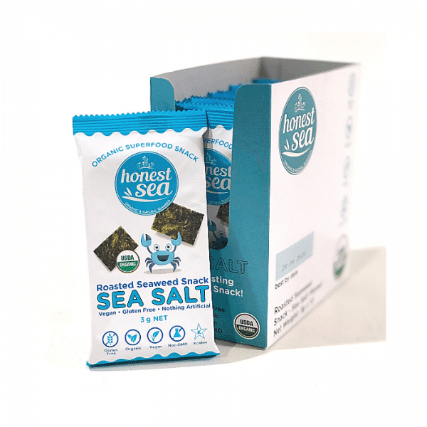Honest Sea - Seaweed Seasalt 3g