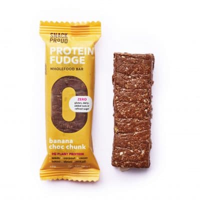 Snack Proud Banana Choc Fudge