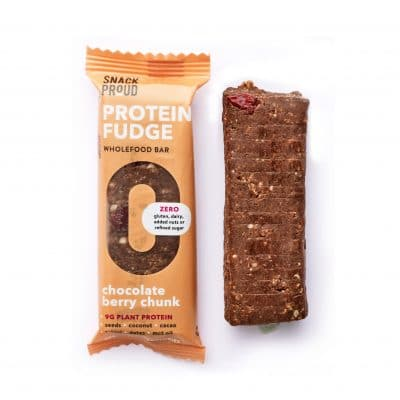 Snack Proud Choc Berry Fudge