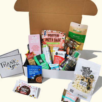 Snack Boxes - Premium Healthy Hamper