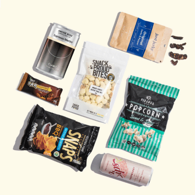 Snack Boxes - Virtual Drinks Pack