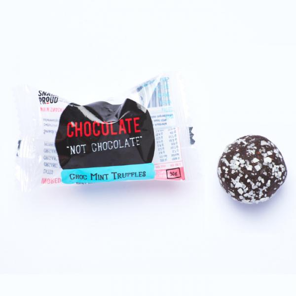 Snack Proud Choc MInt Truffle