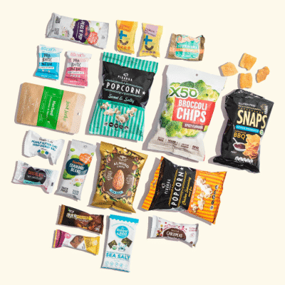 Snack Proud Monthly Discovery Box