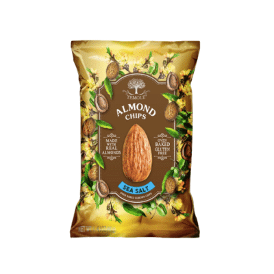 Temole Almond Chips Sea Salt
