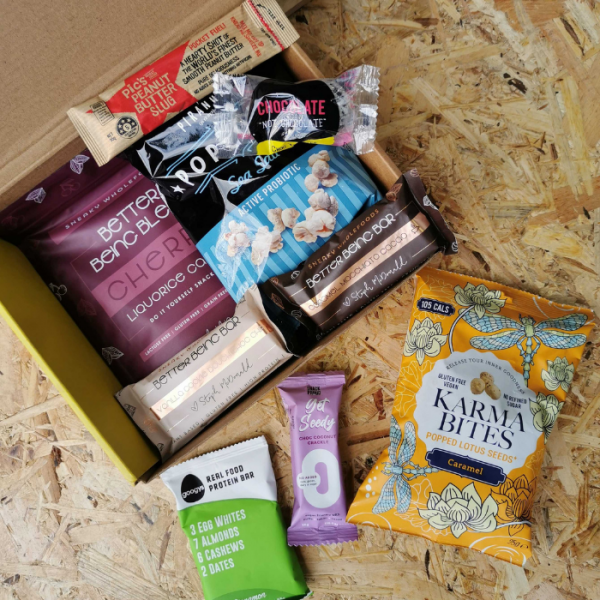 Snack Proud Better Being Box