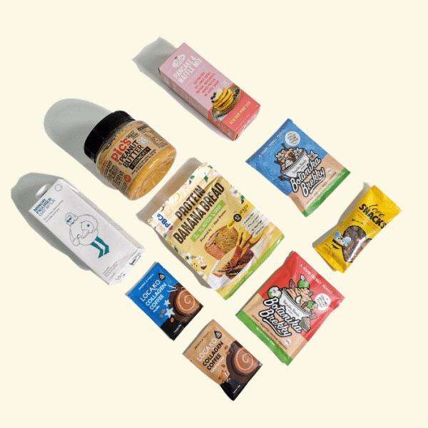 Snack Boxes -Breakfast Box