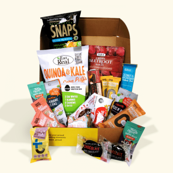 Snack Proud Gluten Free Box