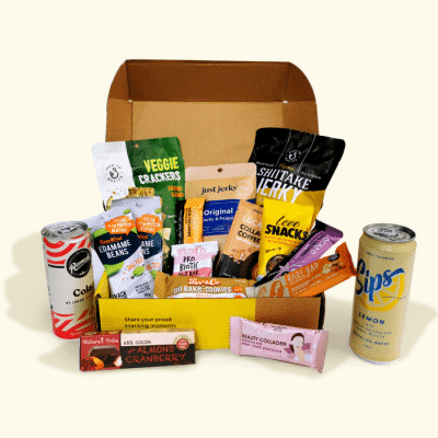 Snack Proud Keto Snack Box