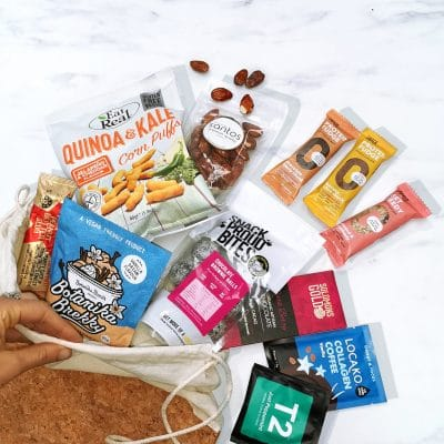 Snack Proud Summer Escape Box