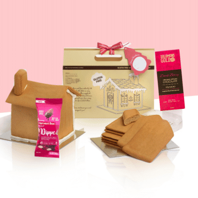 Snack Proud DIY Gingerbread Kit