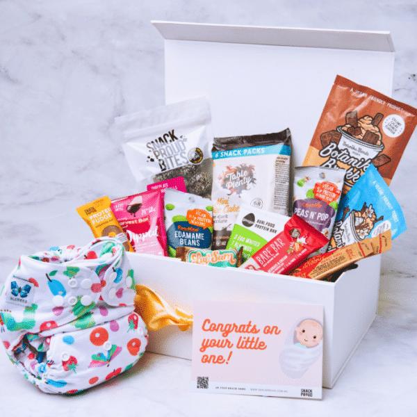 Snack Proud New mum box