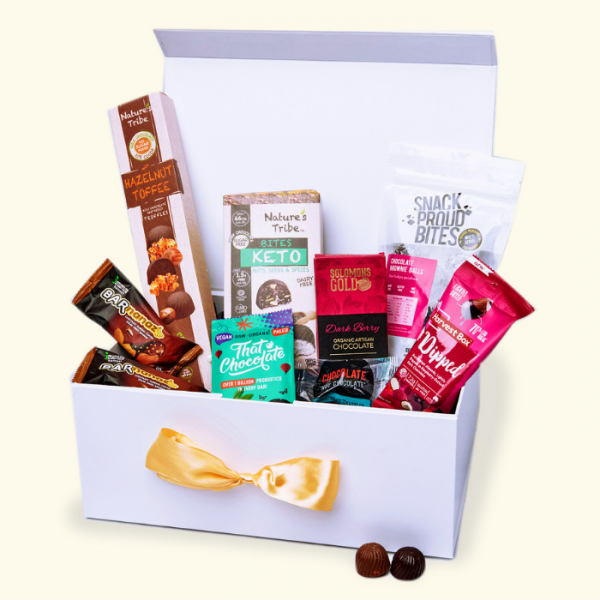 Snack Proud Chocolate Lover Box