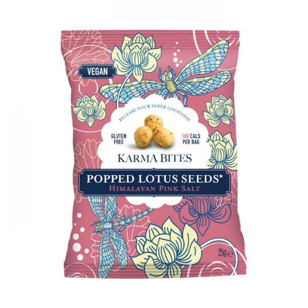 Karma Bites Pink Himalayan Salt Flavour
