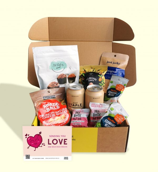 Snack Proud Keto Date Night Box for Valentines