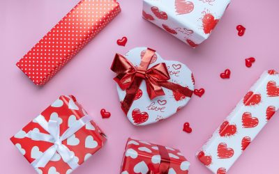 Healthy Valentine's Day Gift Box 2021